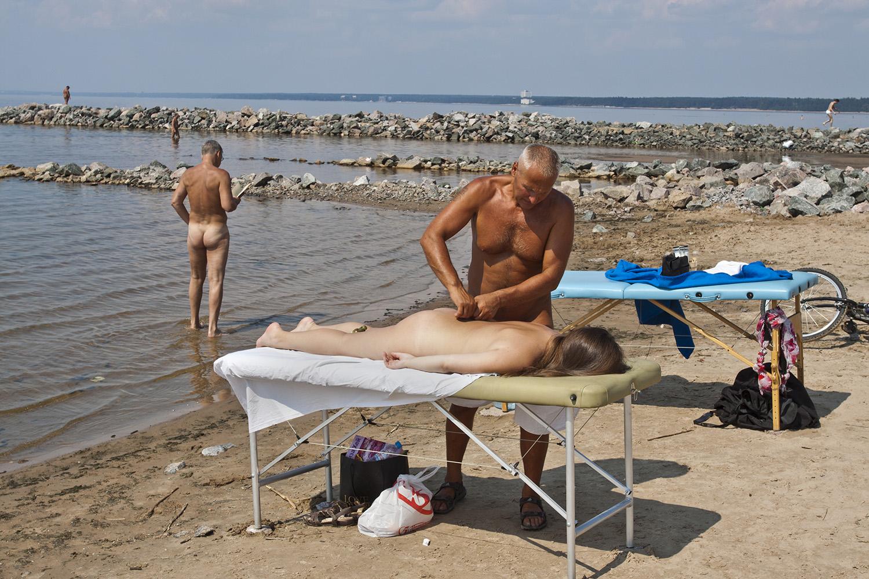 Онлайн камера нудистский пляж