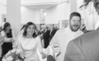 Свадебная стрит-фотография Мейсона Резника