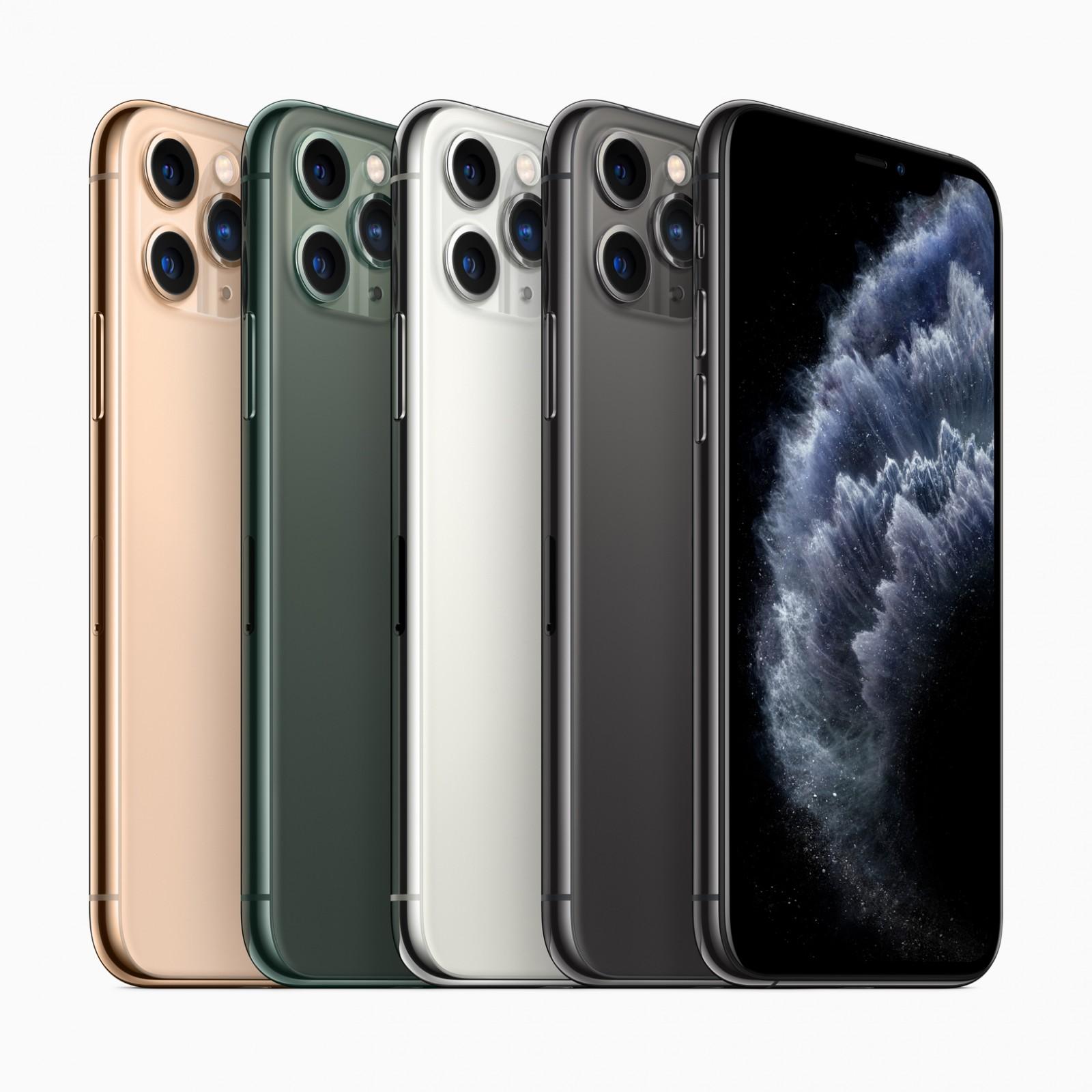 Пять лучших смартфонов с точки зрения фотографа