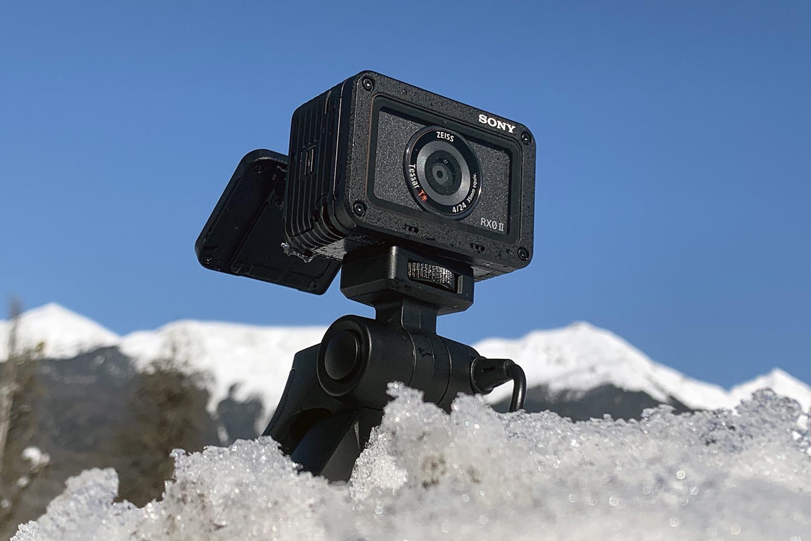 Sony RX0II— компактная камера, когда смартфон оказался слаб