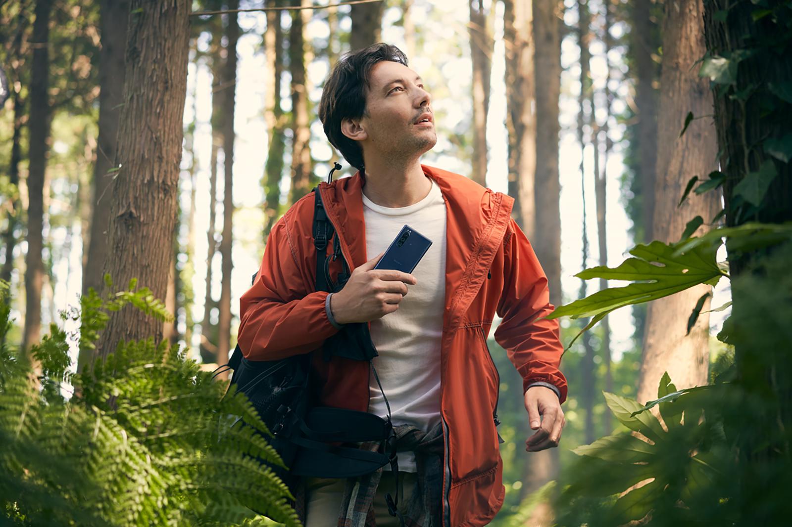 Sony Xperia 5 – для любителей фото и видео