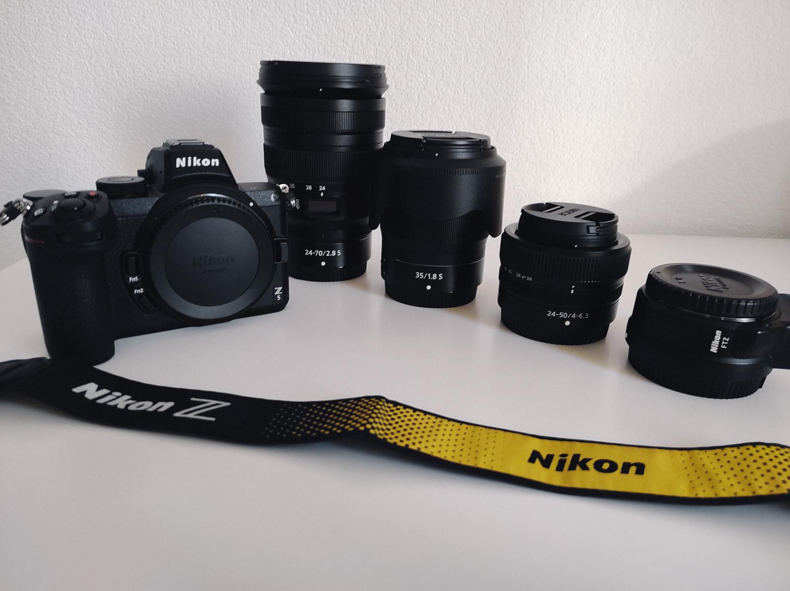 Тест-обзор Nikon Z5 и немного про объективы Nikkor — Российское фото